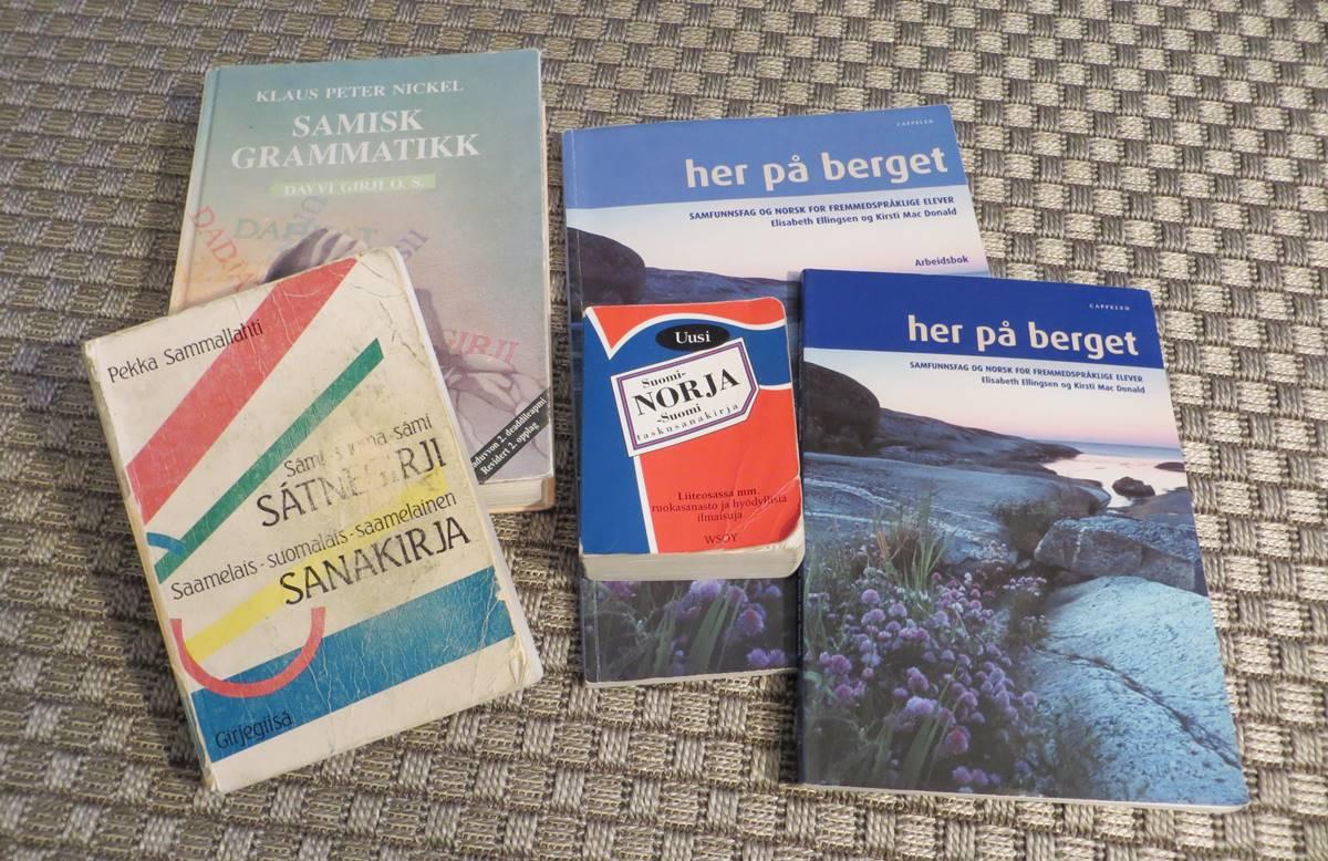 Norjan ja saamen kielen opiskelumateriaalia