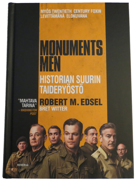 Monuments Men -kirja