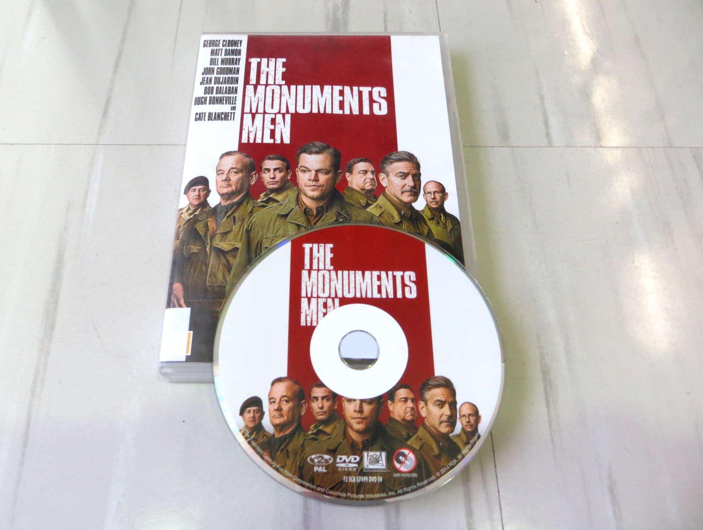 Monuments Men -elokuva