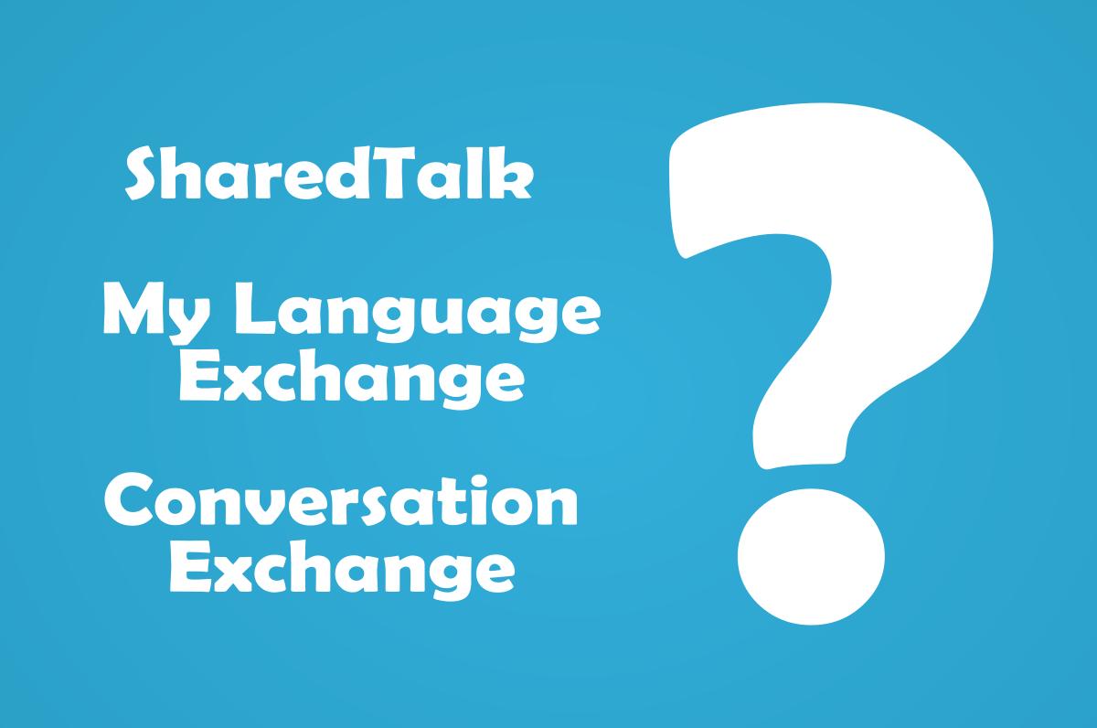 Mikä kieltenvaihtopalvelu?