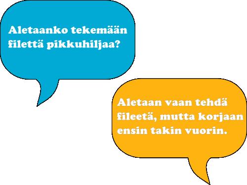 Suomen kieli elää
