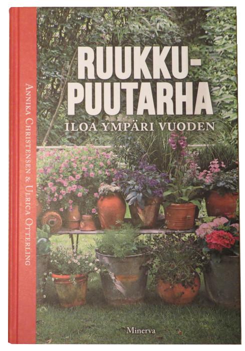 Ruukkupuutarha-kirja kääntyi suomeksi